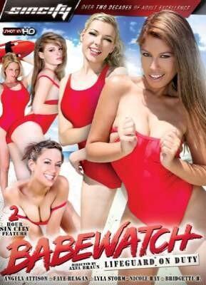 Babewatch Lifeguard on Duty