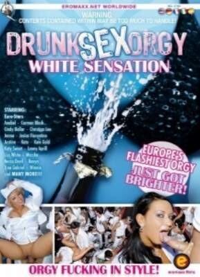 Drunk Sex Orgy - White Sensation