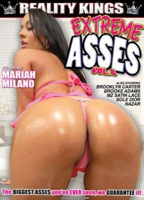 Extreme Asses 8