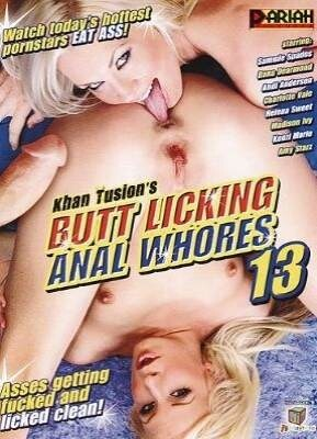 Butt Licking Anal Whores 13