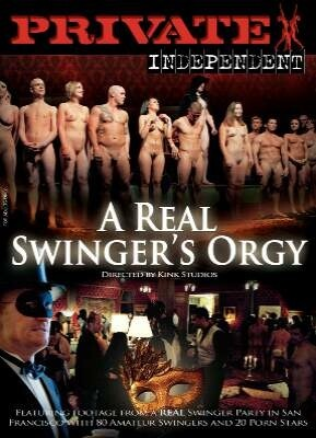 A Real Swinger's Orgy