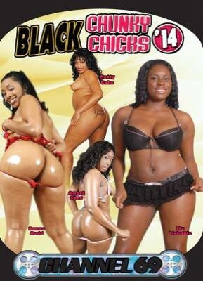 Black Chunky Chicks 14