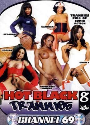Hot Black Trannies 8