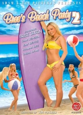 Bree's Beach Party 2