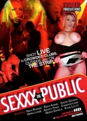 Sexxx In Public