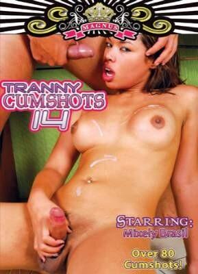 Tranny Cumshots 14