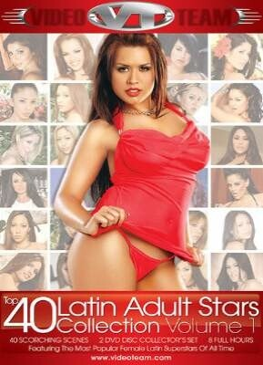 40 Latin Adult Stars Collection 1