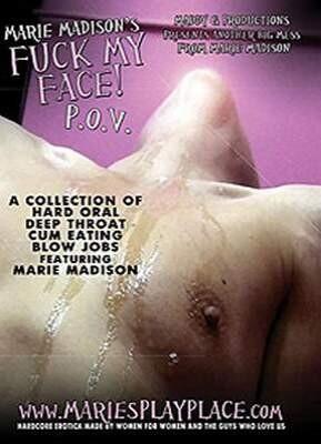 Marie Madison's - Fuck My Face POV