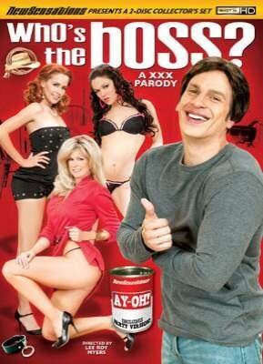 Who's The Boss A XXX Parody