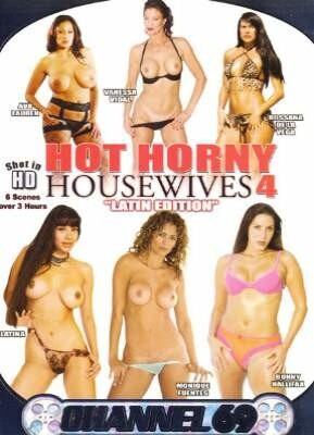 Hot Horny Housewives 4