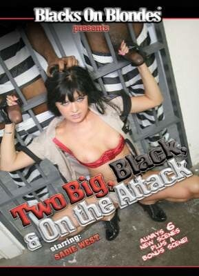 Two Big Black And On The Attack