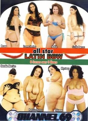 All Star Latin BBW