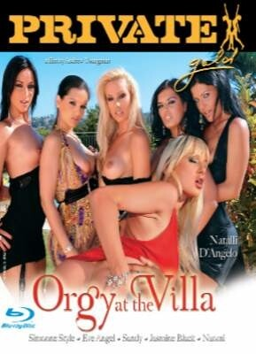 Private Gold 103 Orgy At The Villa