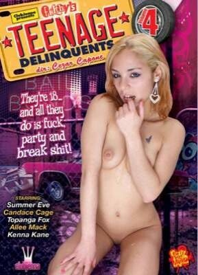 Filthy's Teenage Delinquents 4