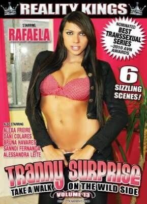 Tranny Surprise 13