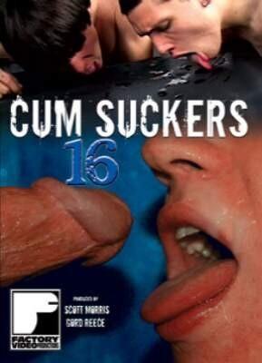 Cum Suckers 16