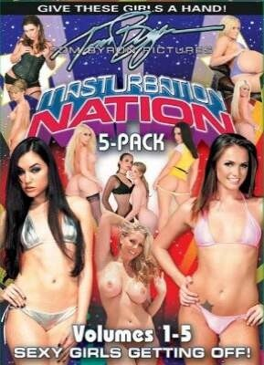 Masturbation Nation 5 Pack