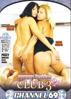 Granny Lesbian Club 3