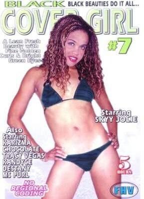 Black Cover Girl 7