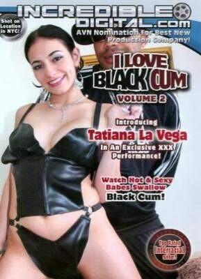 I Love Black Cum 2