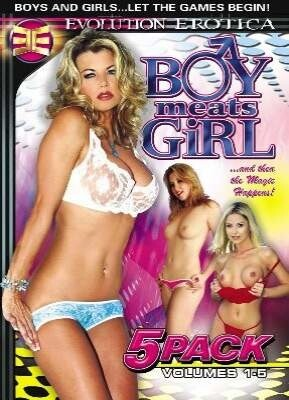 Boy Meats Girl  5 Pack