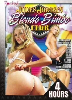 Jules Jordan Blonde Bimbo Club