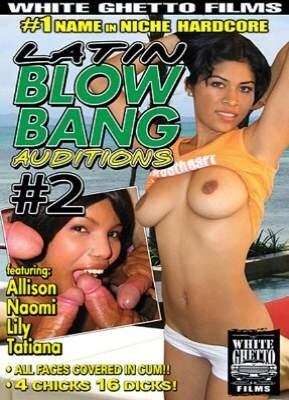 Latin Blow Bang Auditions 2