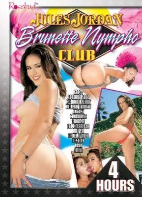 Jules Jordan Brunette Nympho Club
