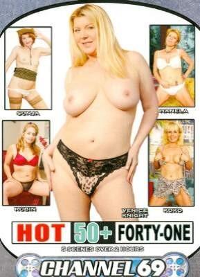 Hot 50+ 41