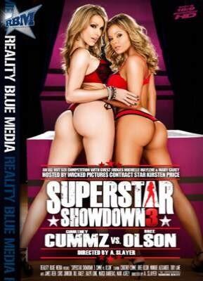 Superstar Showdown 3  Courtney Cummz vs. Bree Olson