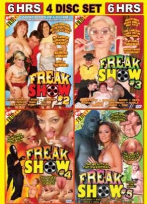 Freak Show 4 Pack
