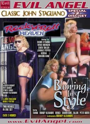 Rock 'n' Roll Heaven Blowing in Style