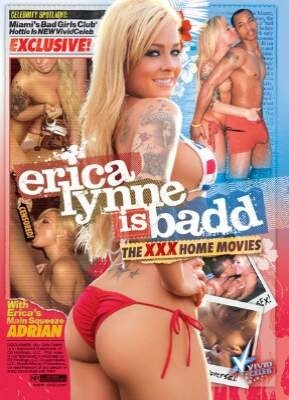 Erica Lynne is Bad The XXX Home Movies