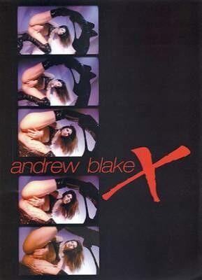 Andrew Blake X