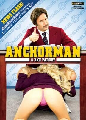 Anchorman A XXX Parody