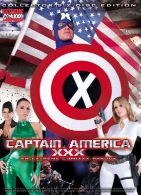 Captain America XXX An Extreme Comixxx Parody