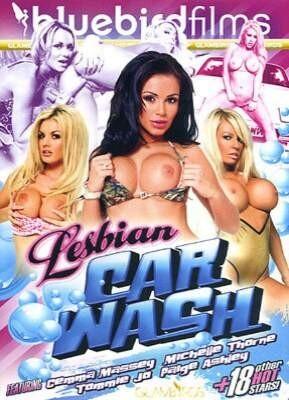 Lesbian Carwash