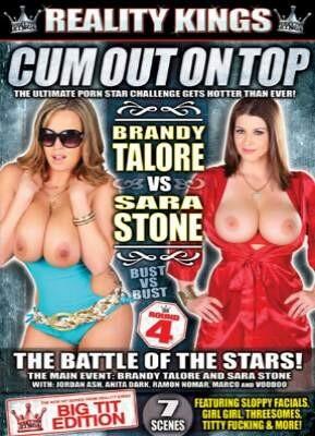 Cum Out On Top Brandy Talore Vs Sara Stone