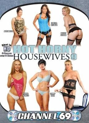 Hot Horny Housewives 9