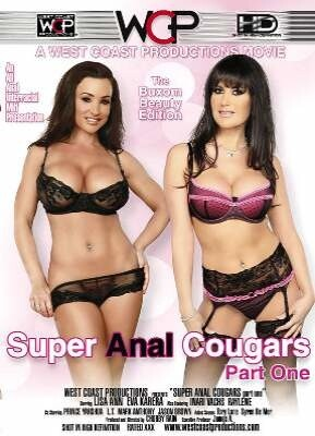 Super Anal Cougars 1