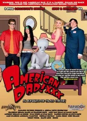 American Dad XXX