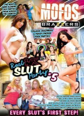 Real Slut Party 5