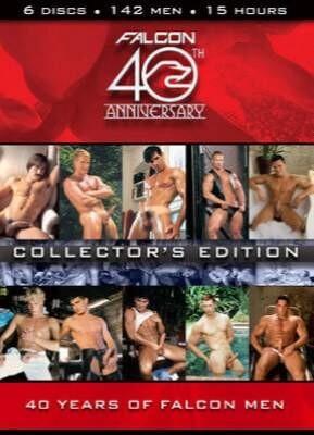 Falcon 40th Anniversary Collector's Edition