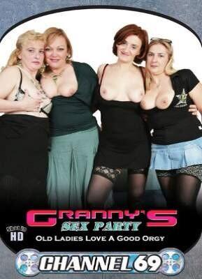 Granny's Sex Party