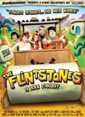 The Flinstones A XXX Parody