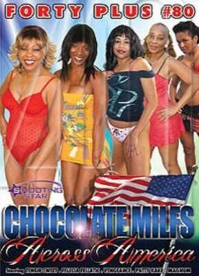 Forty Plus 80 Chocolate MILFs Across America