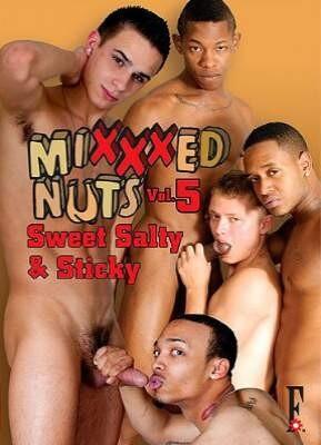 Mixxxed Nuts 5 Sweet, Salty & Sticky