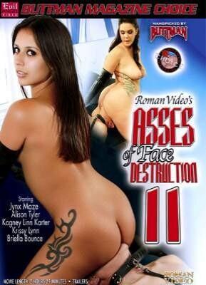 Asses of Face Destruction 11