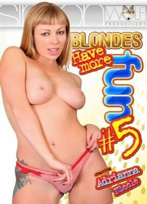 Blondes Have More Fun 5