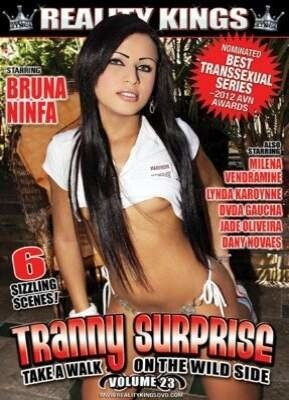 Tranny Surprise 23